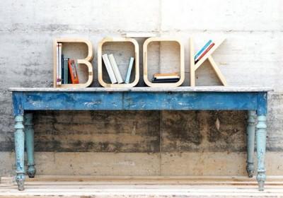book-letters-boekenkast